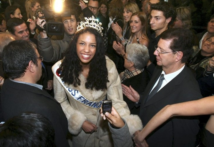 Interview - Miss France 2009 de retour chez elle