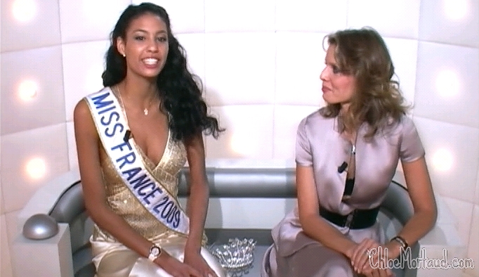 Video   Miss France 2009 dans la boîte à questions