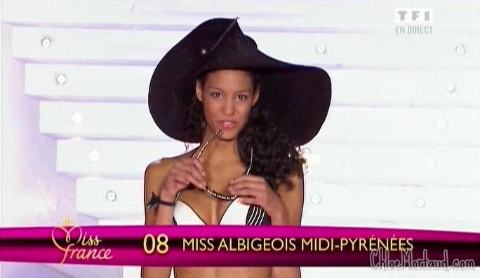 miss france 2009 chloe mortaud site internet non officiel tf1